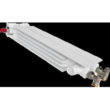 радиатор Solar (блок нижнего подключения) - 424 мм